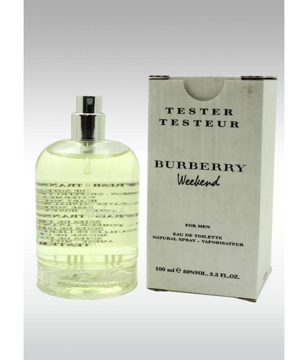 d7bf76e7126 Burberry Weekend Eau de Toilette Spray 3.4 Oz (Tester) For Men