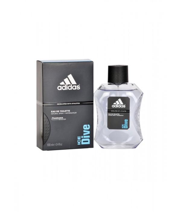 diseños atractivos precio al por mayor fabricación hábil Adidas Ice Dive Adidas Eau de Toilette, 3.4oz for men - Perfumes ...