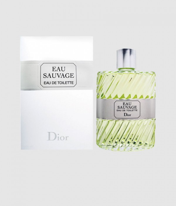 Eau Sauvage Dior Eau De Toilette 34oz For Women